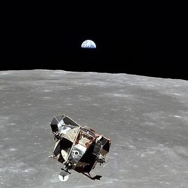 Månelandingen – fup eller fakta?