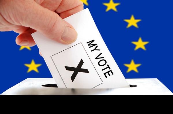 EU afstemning scanpix id 50967106