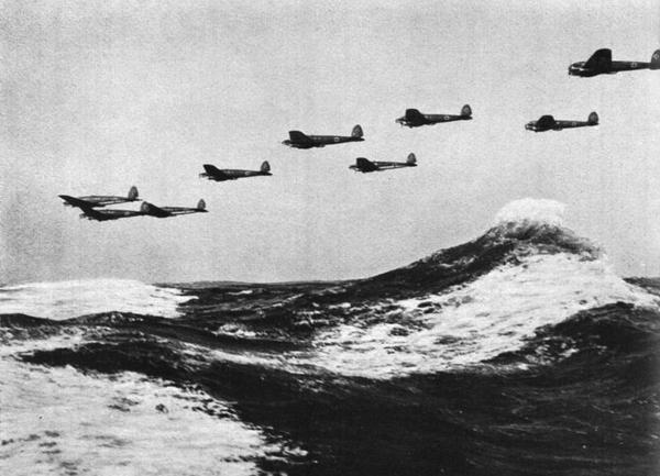Bundesarchiv Bild 141 0678  Flugzeuge Heinkel He 111