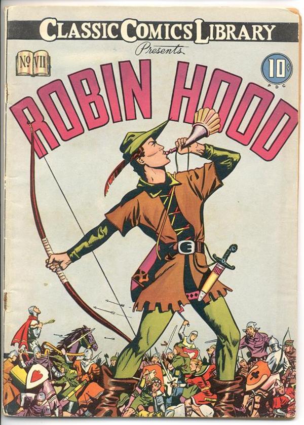 CC No 07 Robin Hood wiki